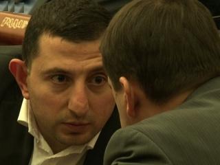 Ваган Товмасян и Сергей Рымаренко ведут себя как заправские рейдеры