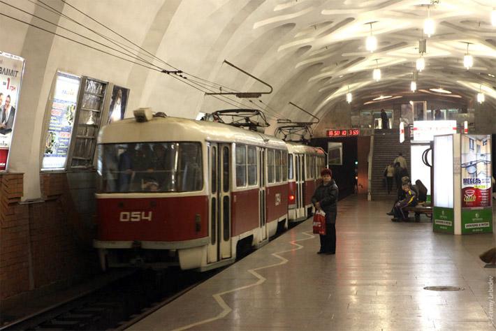 В Киеве появится легкое метро