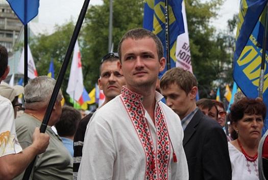 """""""Свободовец"""" Левченко: Власть попытается меня либо снять с выборов, либо посадить - Цензор.НЕТ 734"""